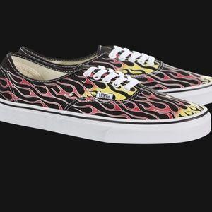Vans Authentic (Vans Mash Up Flames)
